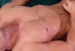 Paul Canon fucking Jacob Taylor tight ass