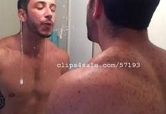 Edward Spitting  Part4 Video1