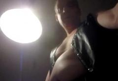 Leather gay from Finland_Juha Vantanen