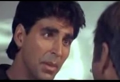 Akshay Kumar in underwear Bathroom Dance (Suhaag)