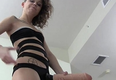 You can be my new sissy bitch boy toy