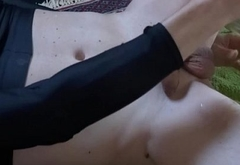 belly bulge anal toy