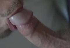 Buff hunk assfucking bottom after blowjob