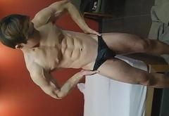 Hot Boy In Hotel 1