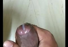Desi Indian Chennai tamil boy shagging and big cumshot