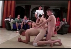 Gay anal sex in college fraternity hazing