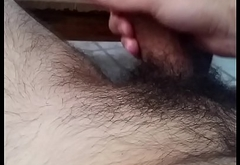 Hairy Raccoon Paws His Junk and Talks (PART 1)