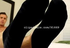 Richard Sutherland Feet Video 3