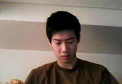 Korean Guy Jerk Off