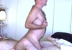 Mature Bears Fucking