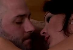 Nasty tranny Gina Hart slides her hard dick in guys anus