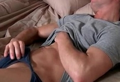 Daddy Plays With Str8 Naughty Boy 9
