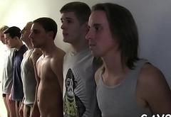 Gay weenie massage video