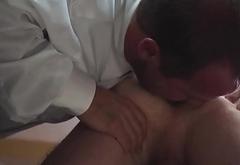 Tied mormon assfingered