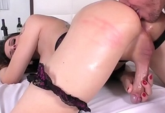 Tgirls ass railed bare