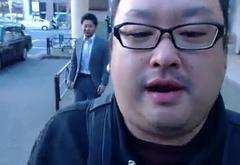 ニコ生 どかX 中嶋勇樹 ハゲ ニート 2人組のリーマンに笑われるどかちゃん(笑)
