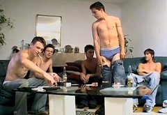 Sicilian gay porn movies The Poker Game