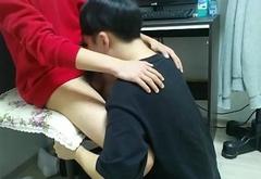 Korean guy suck his friend'_s dick 3