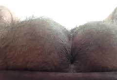 Extreme hairy ass / Culo Extremadamente Velludo