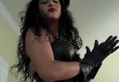 You are now our new crossdressing whore
