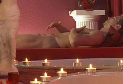 Erotic Massage For A Big Cock