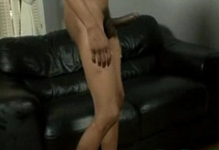Muscular Gay White Dude Loves To Get Fucked By Black Guys 16