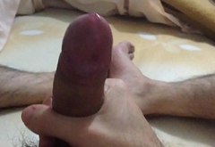 Amazing wanking until cum