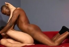 hot interracial pounding