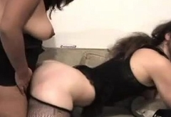 hot gringo dressed like girl fucked like slut by whore in front of wife sissy for free