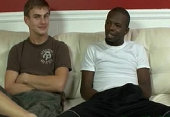 Blacks On Boys - Interracial Hardcore Sex 03