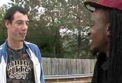 Blacks On Boys - Interracial Hardcore Sex 04