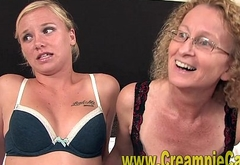 Her 1st Creampie Gangbang - Tracey