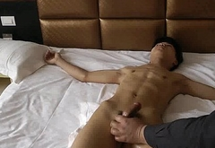 Asian Uncut Boyz Got Handjobs