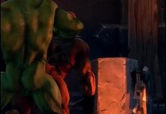 Gay Orc Sex Part 3