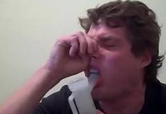 Danny Ferrone'_s Breathing Treatment For Cystic Fibrosis