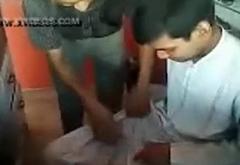 Arabes jugando
