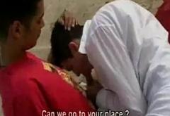 Chicos Arabes dandolo todo