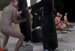 Full homosexual massage porn