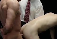 Mormon gets ass pegged