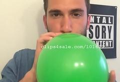 Adam Rainman Balloons Video3 Preview