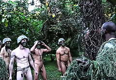 TROOP CANDY - Grooming The Troops For Battle, With Gay Carnal knowledge