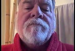 Grandpa compare arrive shower