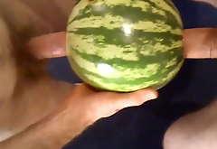 Double melon fuck