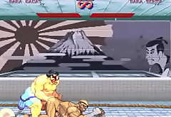 M.U.G.E.N.r-18 DEUX Contributions Street Fighter II Special (Double Feature Episode 3)