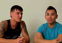 Cute drag queen and his boyfriend