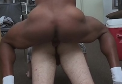 Spex interacial guy assfucked and throated