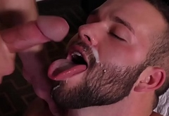 Dalton Briggs banging Luke Adam tight asshole